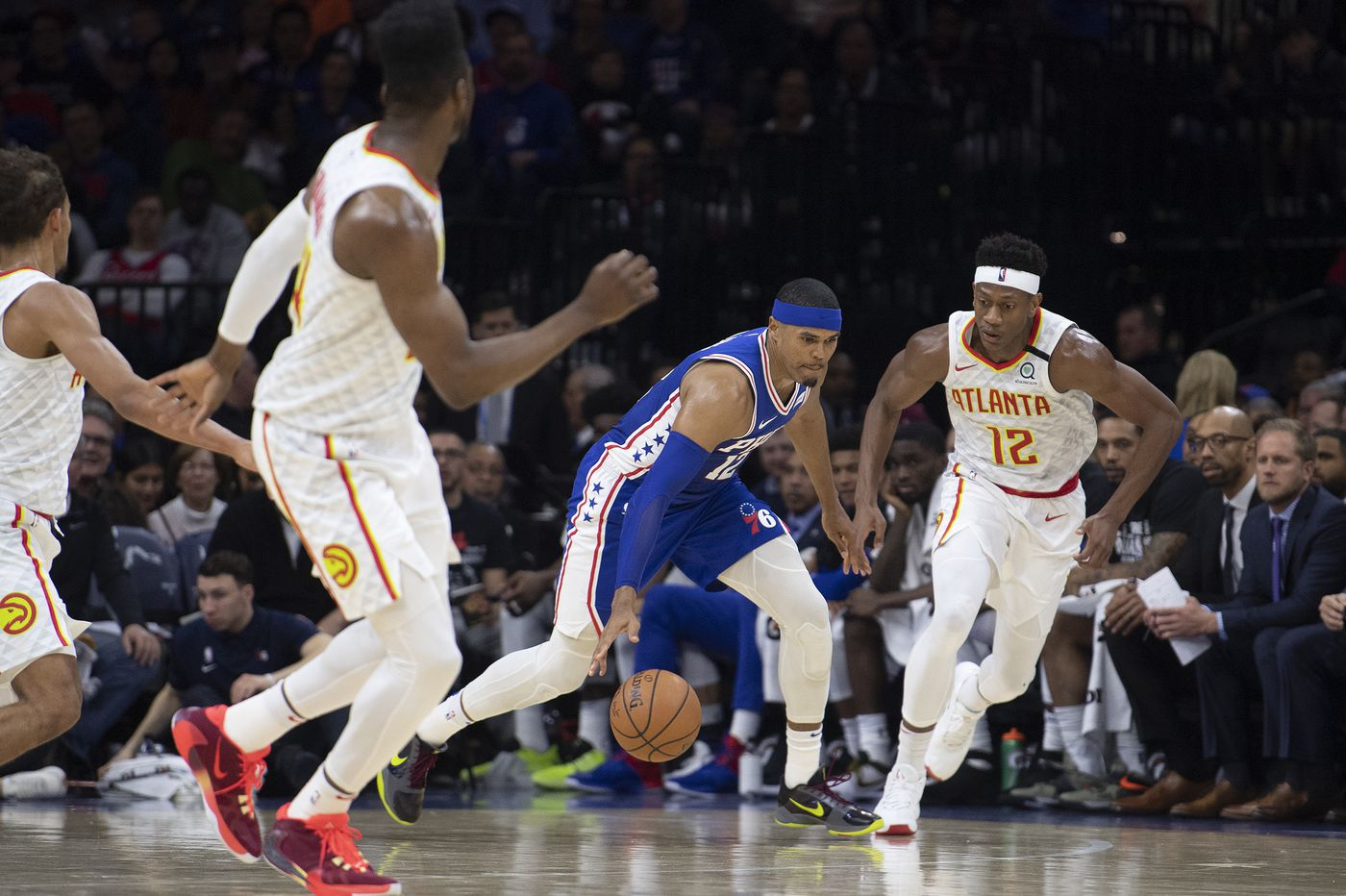 Sixers' Tobias Harris is lauded by coach Brett Brown on plea for justice in Breonna Taylor case
