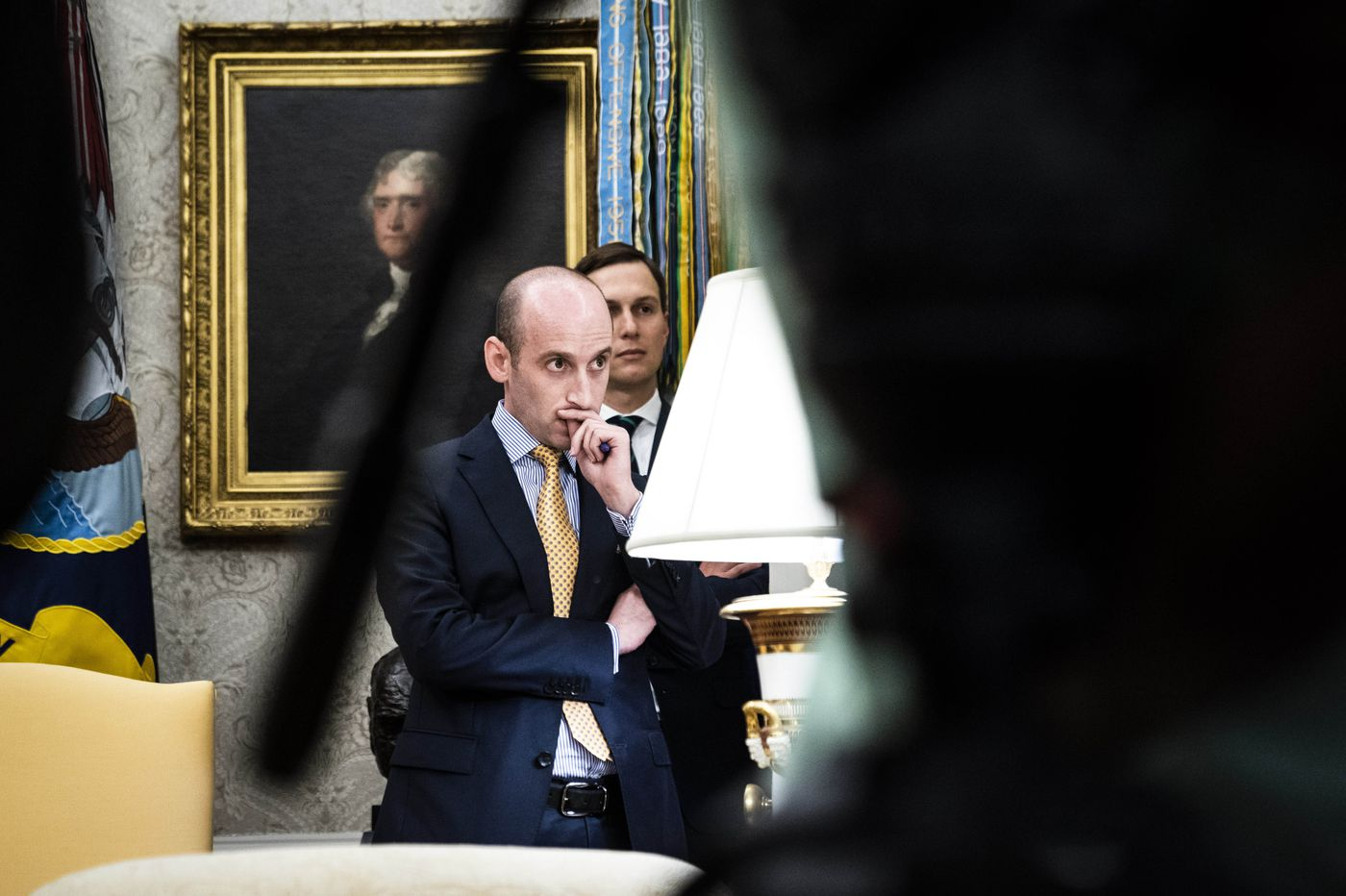 Stephen Miller has singular control of migration policy
