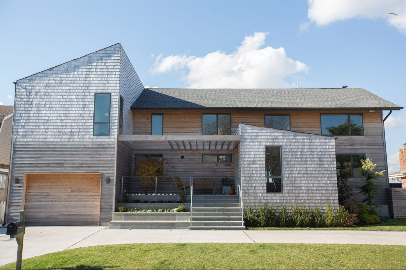Post-Sandy makeover maximizes waterfront views in Margate