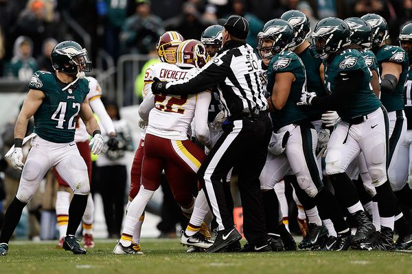 Birds angered by 'cheap shot' on Sproles