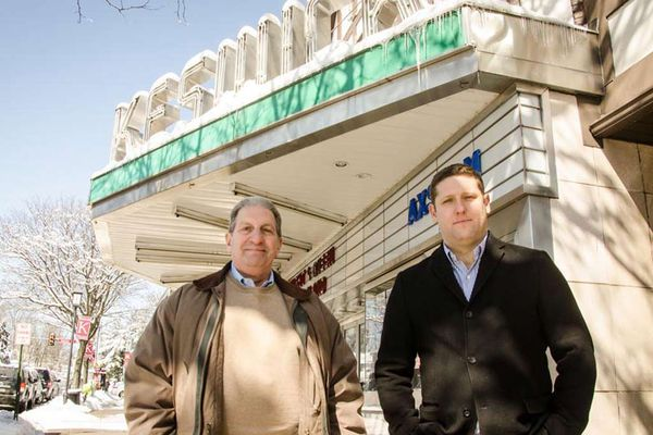 Trumbauer buildings to anchor Keswick Village upgrade
