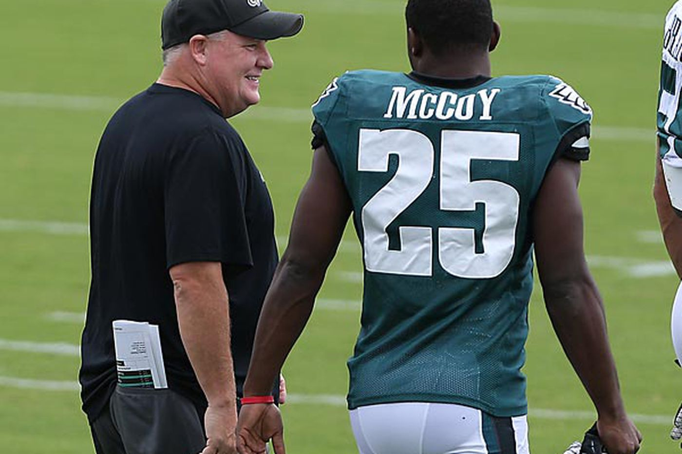 Why Chip Kelly lost faith in LeSean McCoy