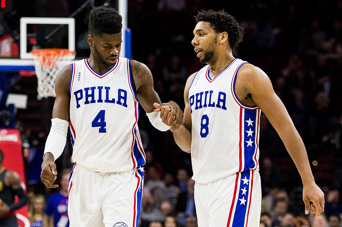 NBA exec: Either Noel or Okafor might have to go