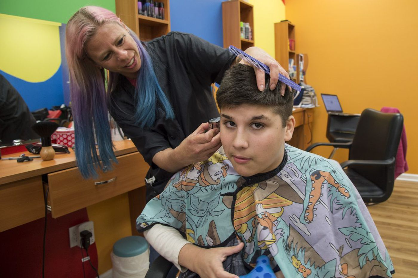 Training programs help professionals meet autistic children's everyday needs