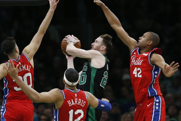 Sixers look like a team in search of confidence