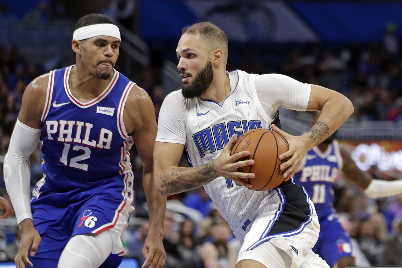 Sixers fall to Magic, 112-97, as Joel Embiid sits out game to rest