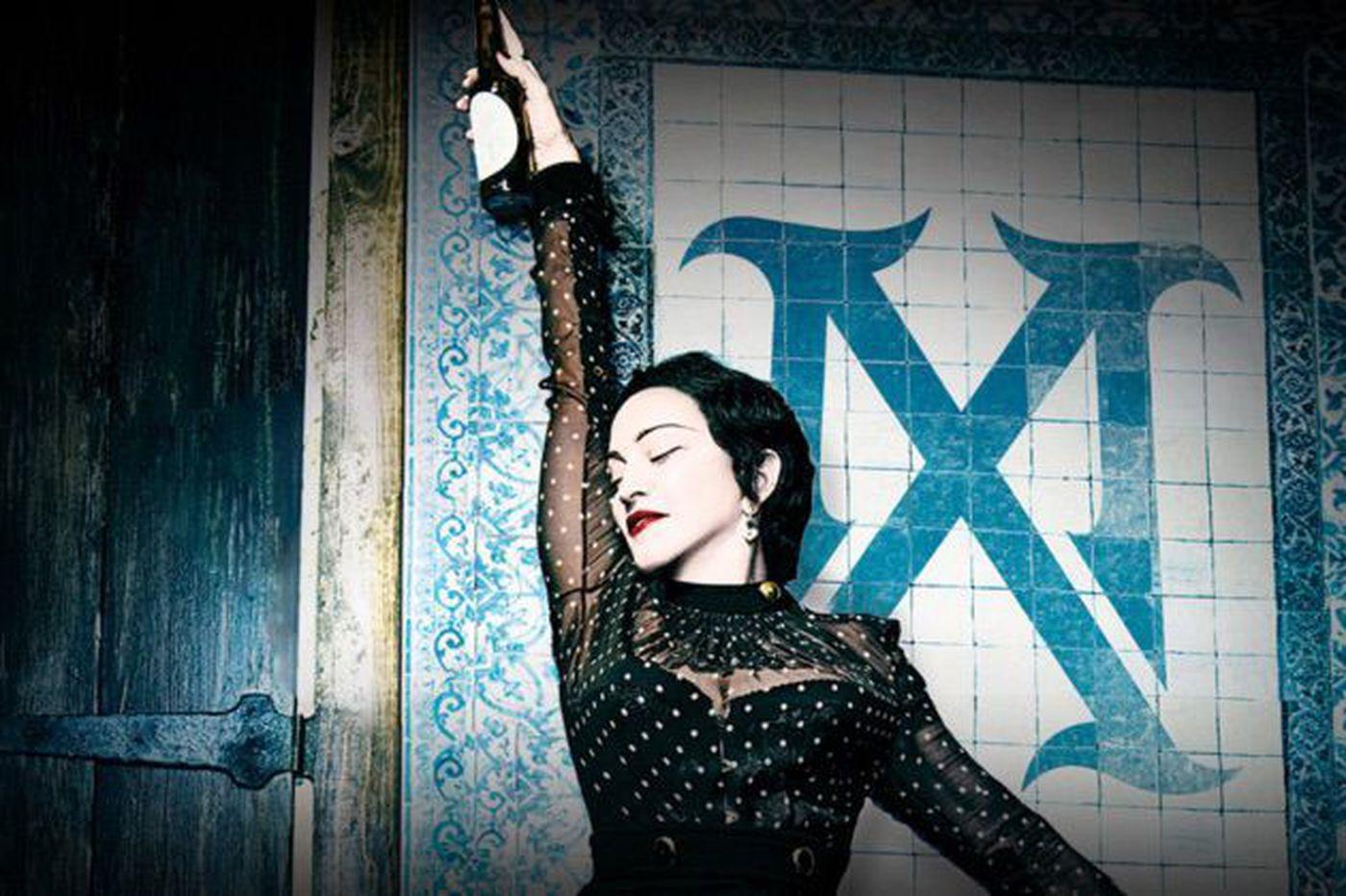 Madonna announces December 'Madame X' tour dates at The Met