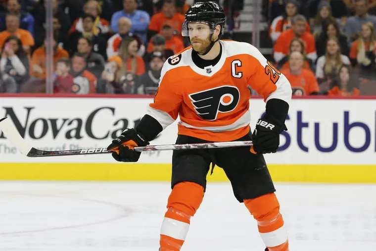 Flyers left winger Claude Giroux will play in his fifth All-Star Game on Sunday in Tampa.