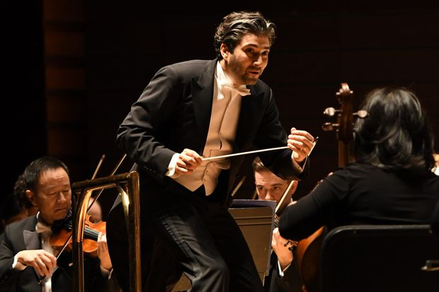 In Philadelphia Orchestra debuts, conductor David Afkham and pianist Seong-Jin Cho impress
