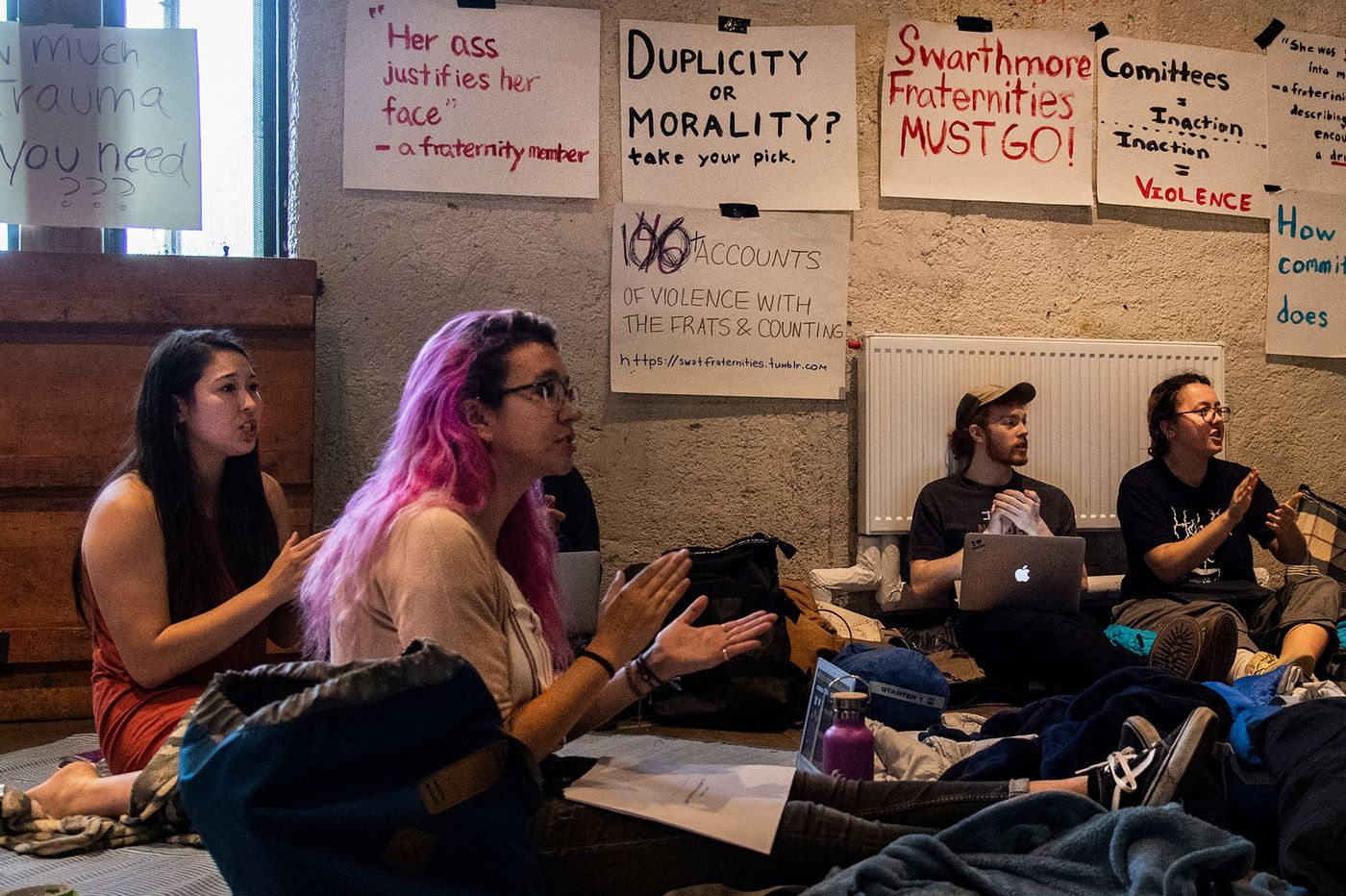 Inside Swarthmore's decision to close frats: The behavior of students who demanded it was an issue, too