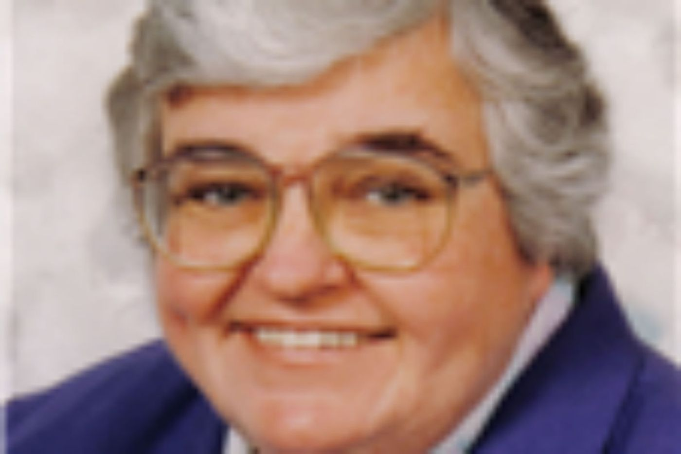 Sister Anne DeConcini, 75, an educator and friend of the poor