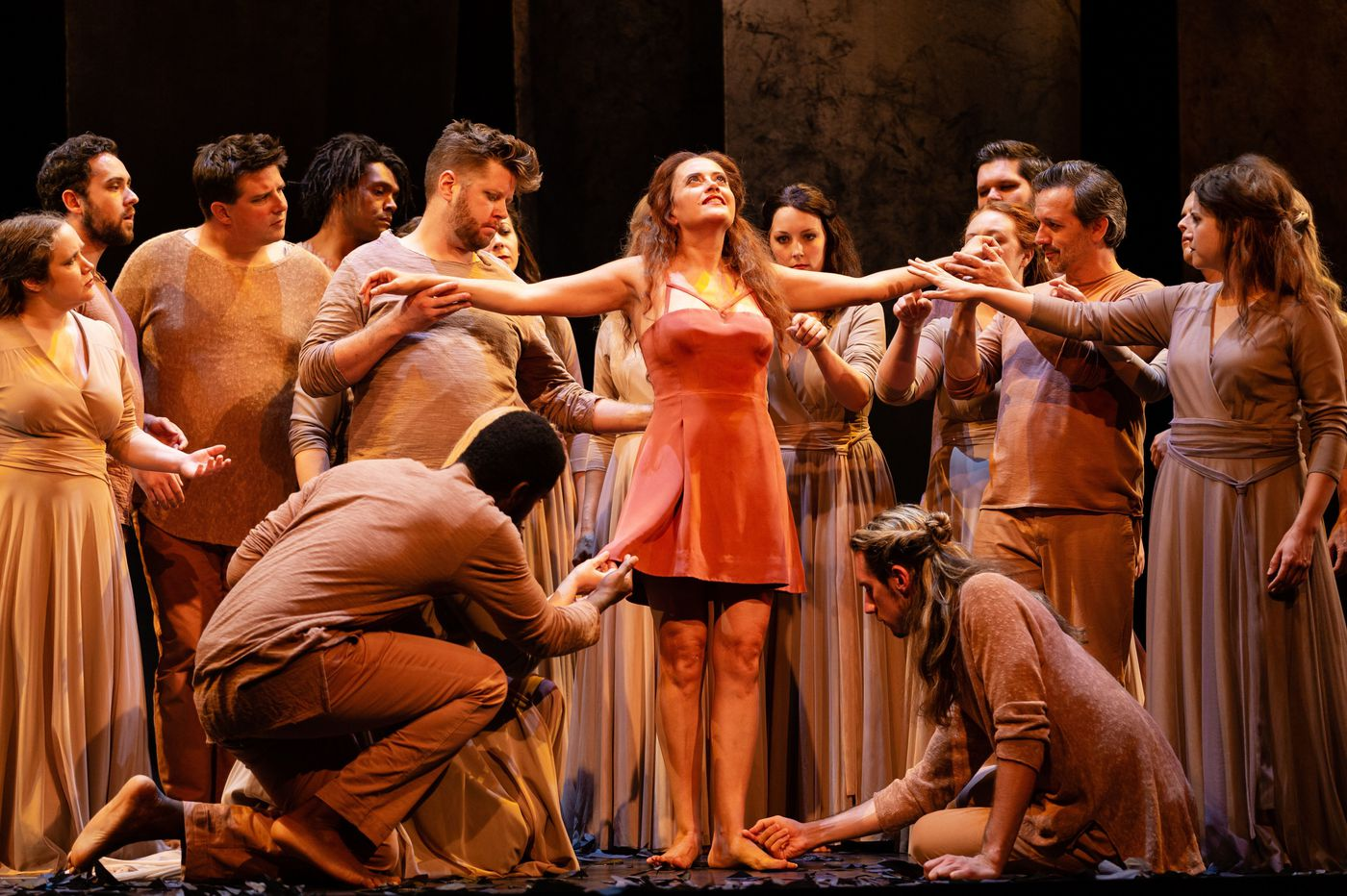 Opera Philadelphia's 'Semele' is an embarrassment of richness in its vocal work, could use some decluttering stagewise