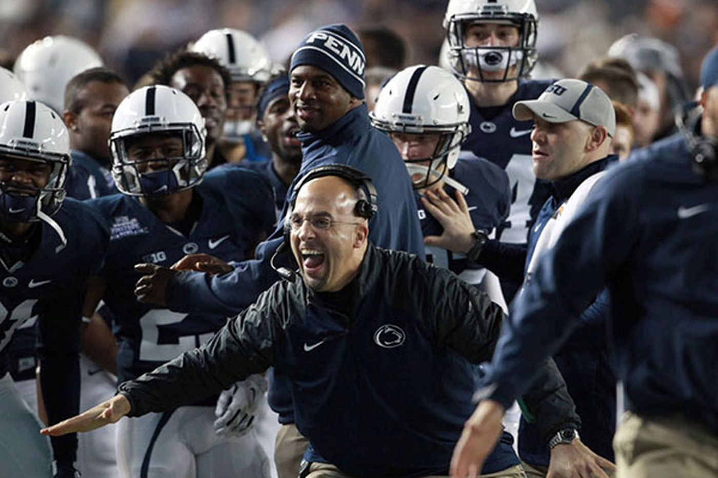 Penn State receives commitment from Washington, D.C., offensive tackle
