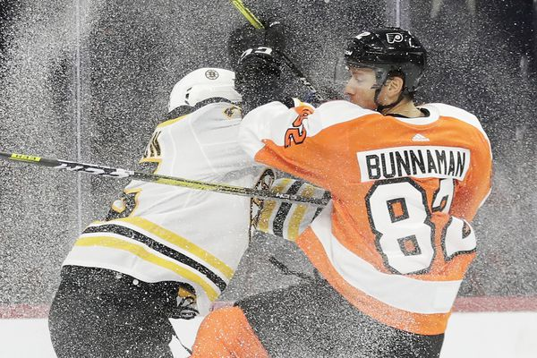 Flyers searching for a bottom-six center to step up; Connor Bunnaman is the latest candidate