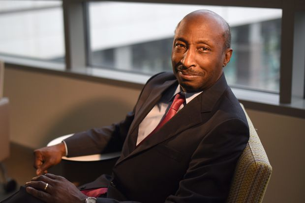 Merck CEO Ken Frazier rose from humble beginnings in North Philly to run a big pharma company | Industry Icons