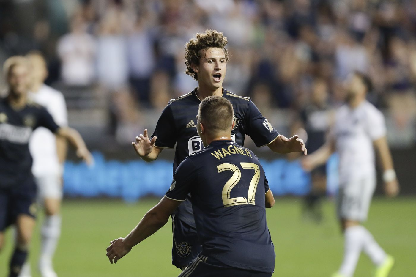 Union's Brenden Aaronson an MLS rookie of the year finalist; Jim Curtin up for coach of the year