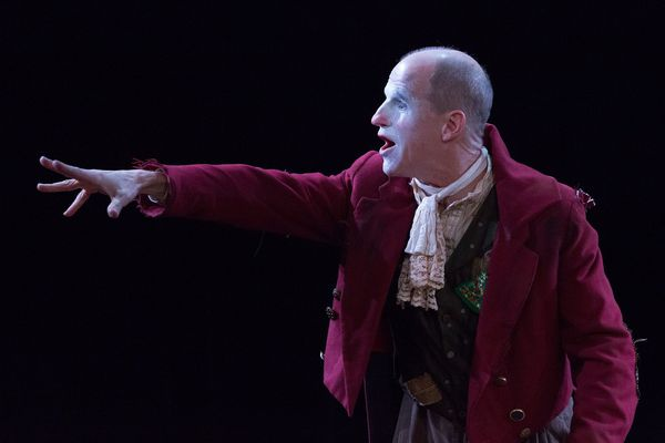 This one-man 'Christmas Carol' at Lantern Theatre is a 95-minute masterpiece