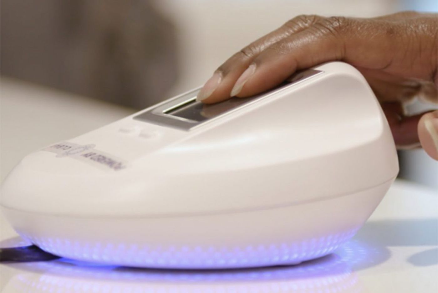 Fingerprints, facial scans becoming more commonplace at airports
