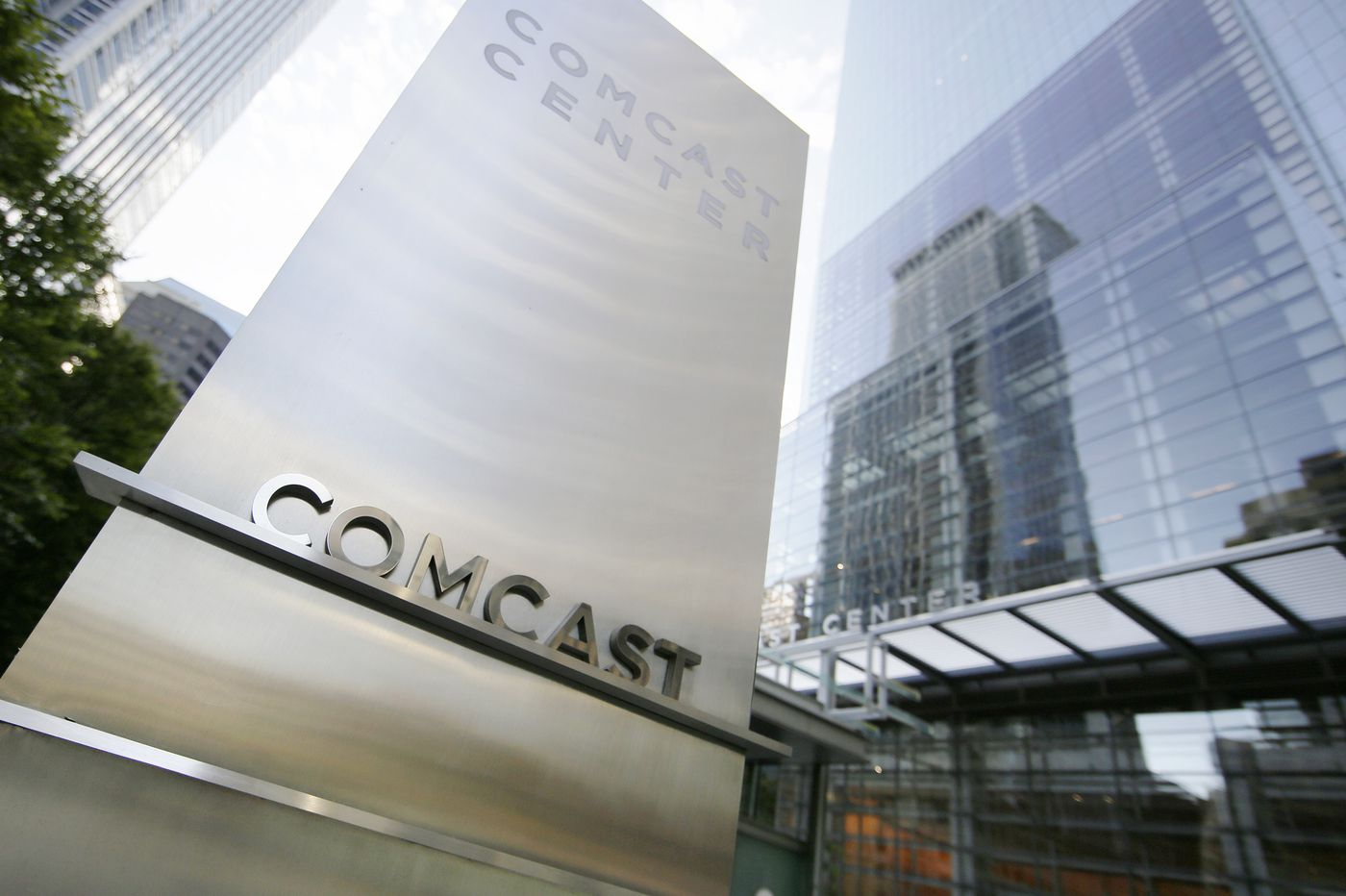 Comcast among U.S. companies taking a tough line on campaign donations after election challenge, Capitol takeover