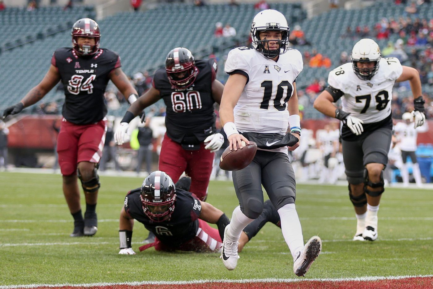 American Athletic Association football preview: Will UCF have another parade?
