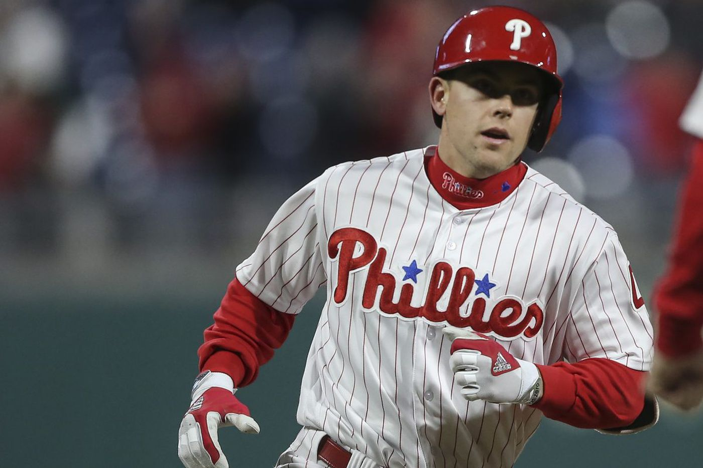 Phillies' Scott Kingery should already be considered top-rookie candidate | Bob Brookover