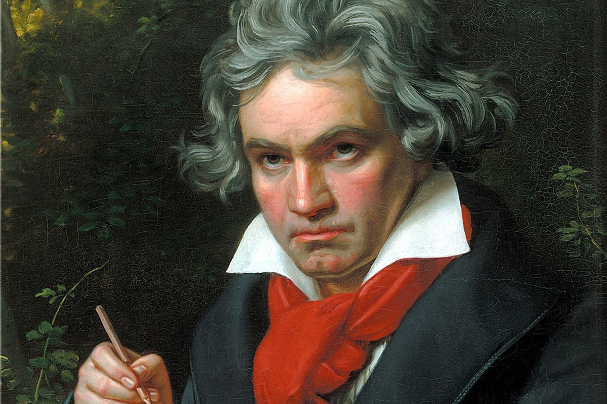 Why Beethoven is so relatable right now (and it's not just because his hair is a wreck)