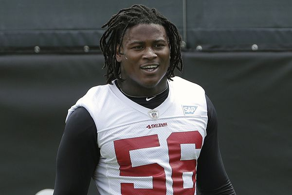 Reuben Foster claimed by Redskins three days after domestic violence arrest