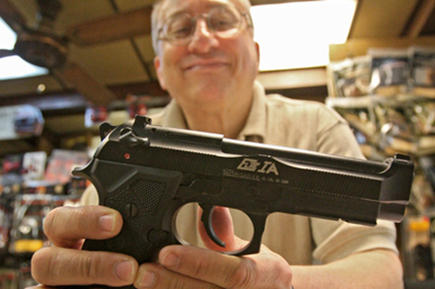 On the front lines of gun purchases in Philadelphia