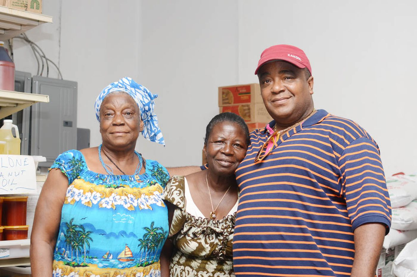 Southwest Philly home to Liberian community