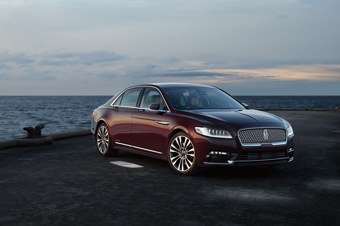 Lincoln aims retooled Continental at U.S. luxury market — and China | Al Haas