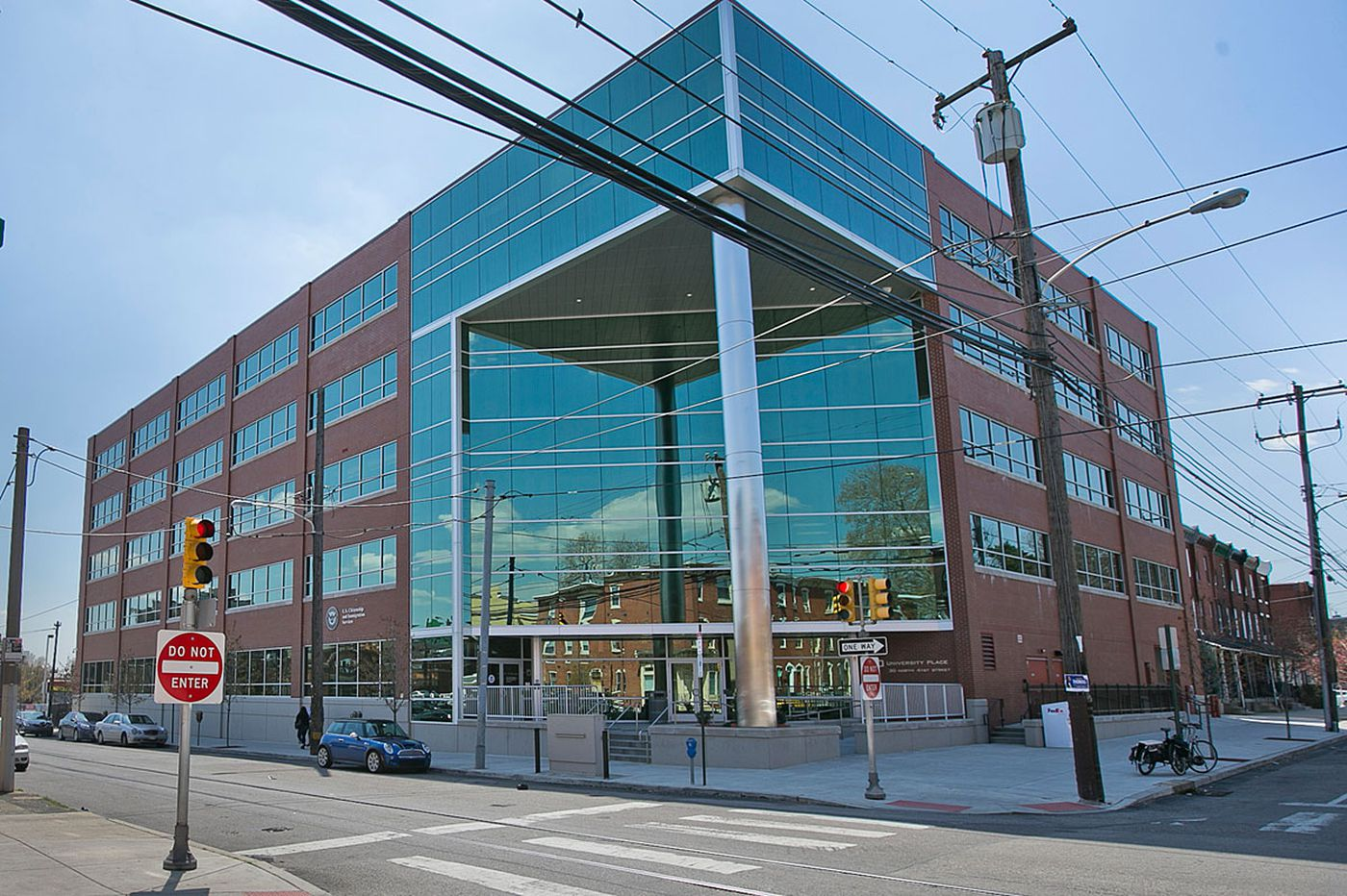 Swiss insurer pays a premium price for 2.0 University Place