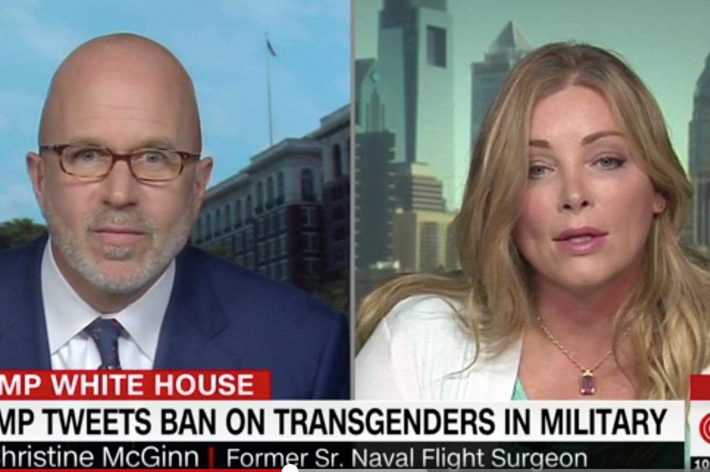 Despite Trump tweets, Pa. surgeon treats transgender people in the military | Michael Smerconish