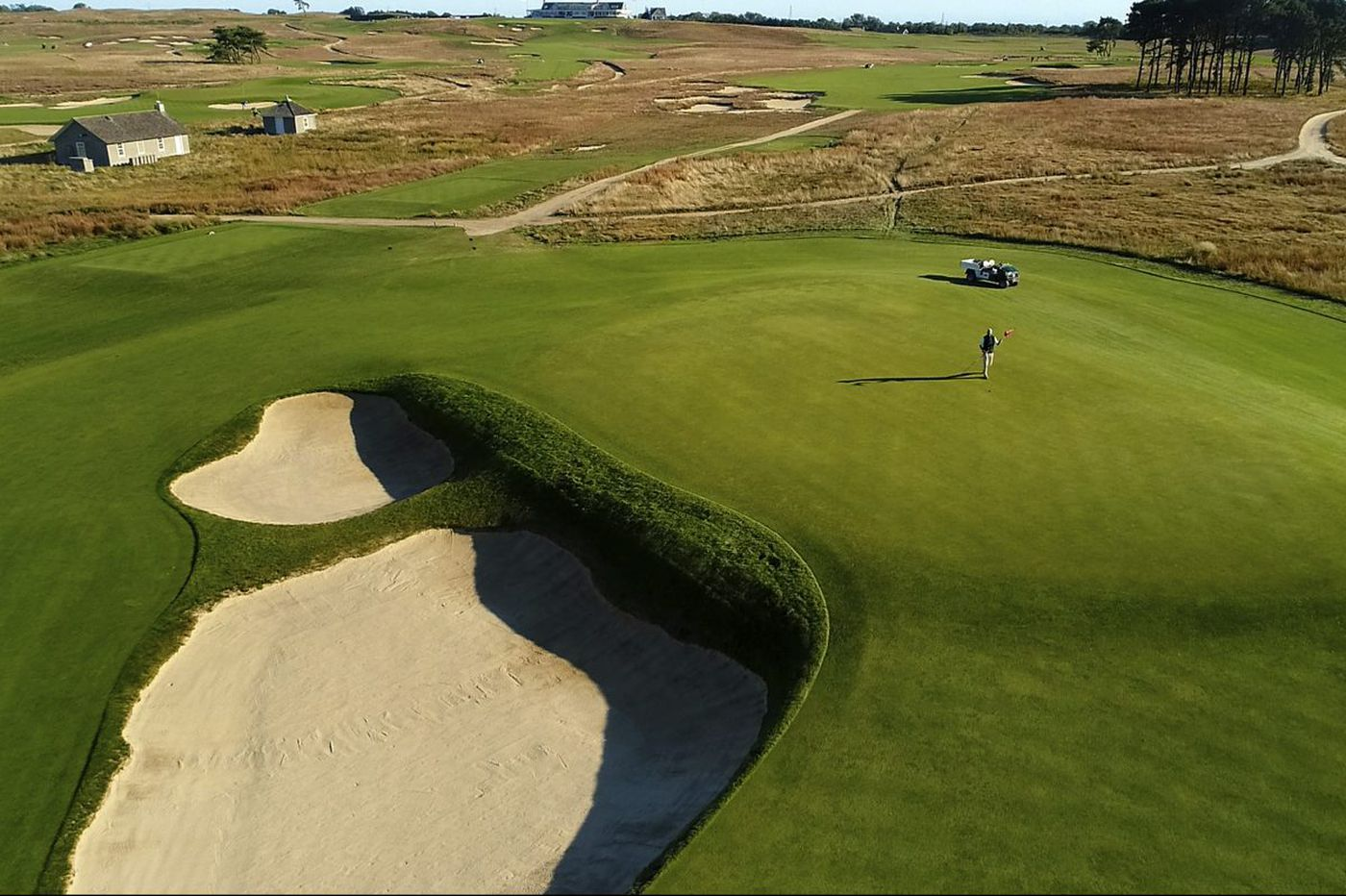 USGA says No. 7 at Shinnecock won't happen in this year's U.S. Open. But what will? | Marcus Hayes