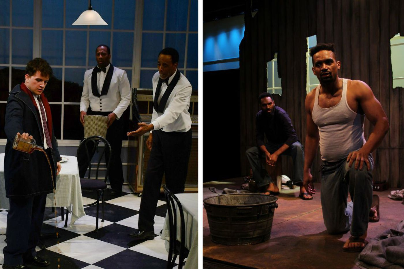 'Egoli' and 'Master Harold' at EgoPo: Two fine productions of two fine South African plays