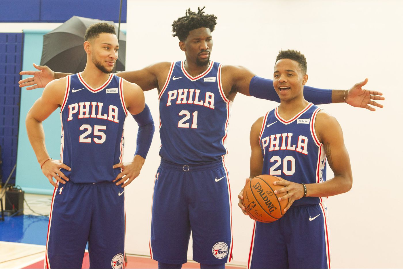 Can the Sixers catch the Celtics and Raptors? The answer lies in Ben Simmons, Joel Embiid and Markelle Fultz. | David Murphy