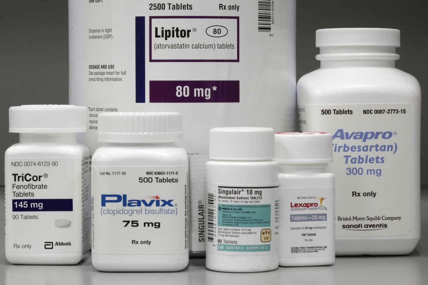 Report: Specialty drugs drive prescription spending jump