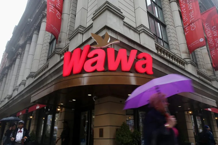 The Wawa convenience store chain says a data breach may have collected debit and credit card information from thousands of customers.