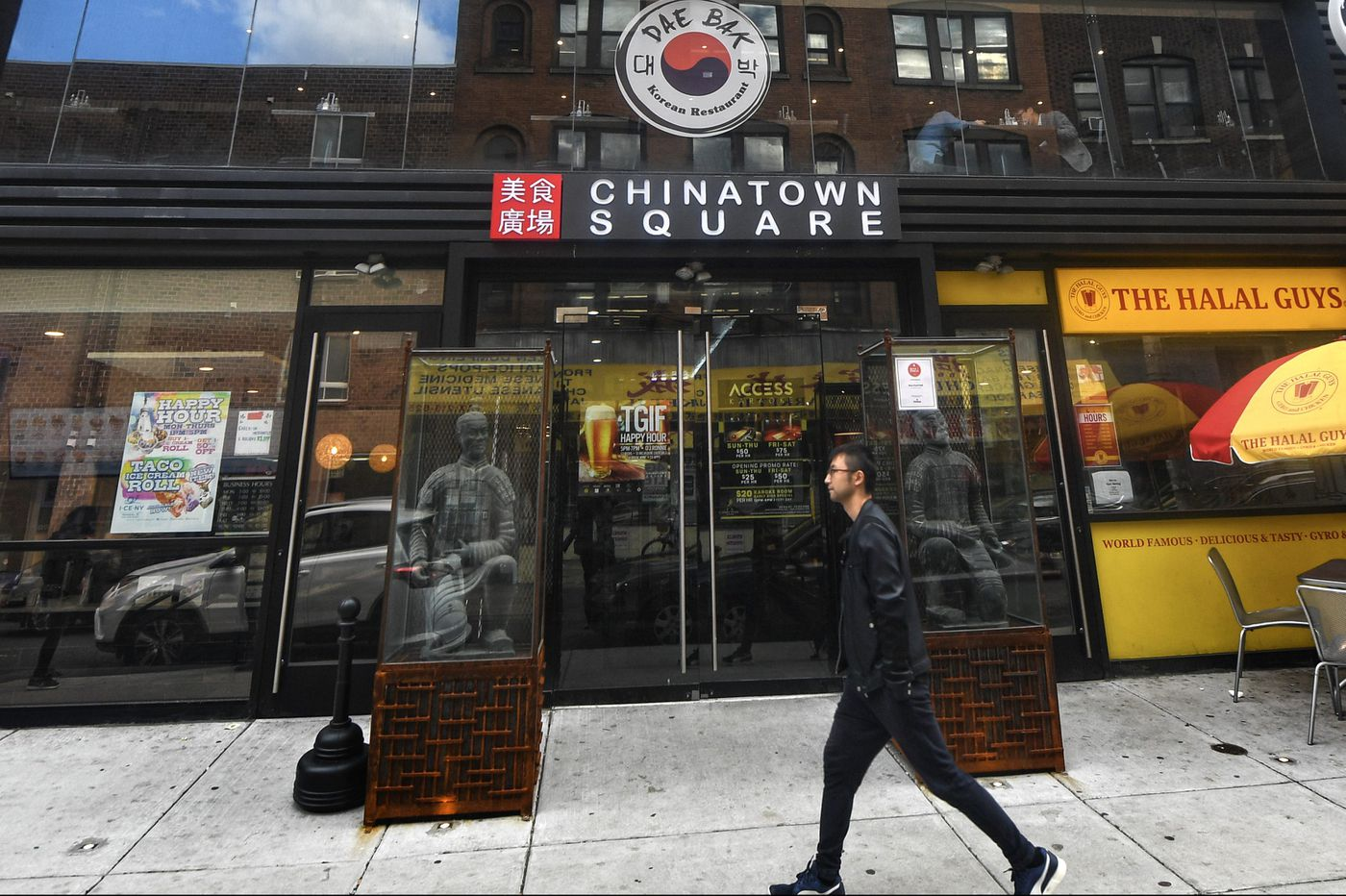 No arrests yet in Chinatown fatal stabbing of Cherry Hill man