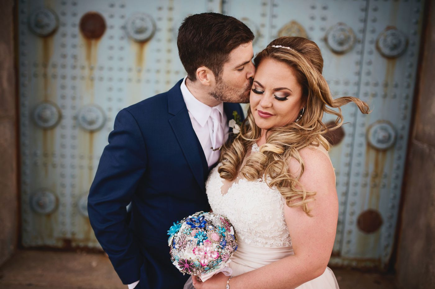 Philadelphia weddings: Melody Dougherty and Kevin Connell