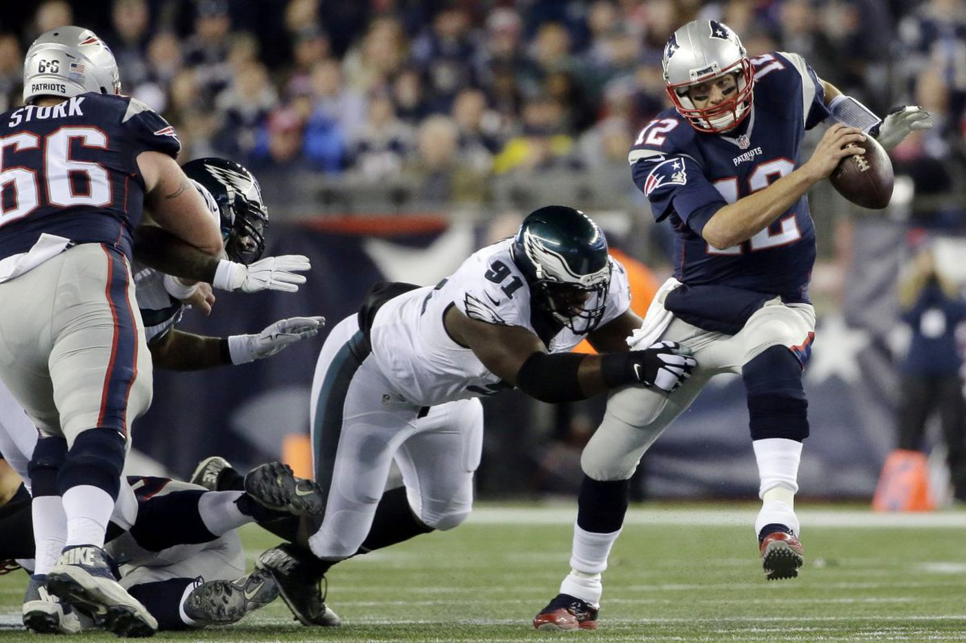 Super Bowl host Minn. will squeeze taxes from Eagles, Patriots