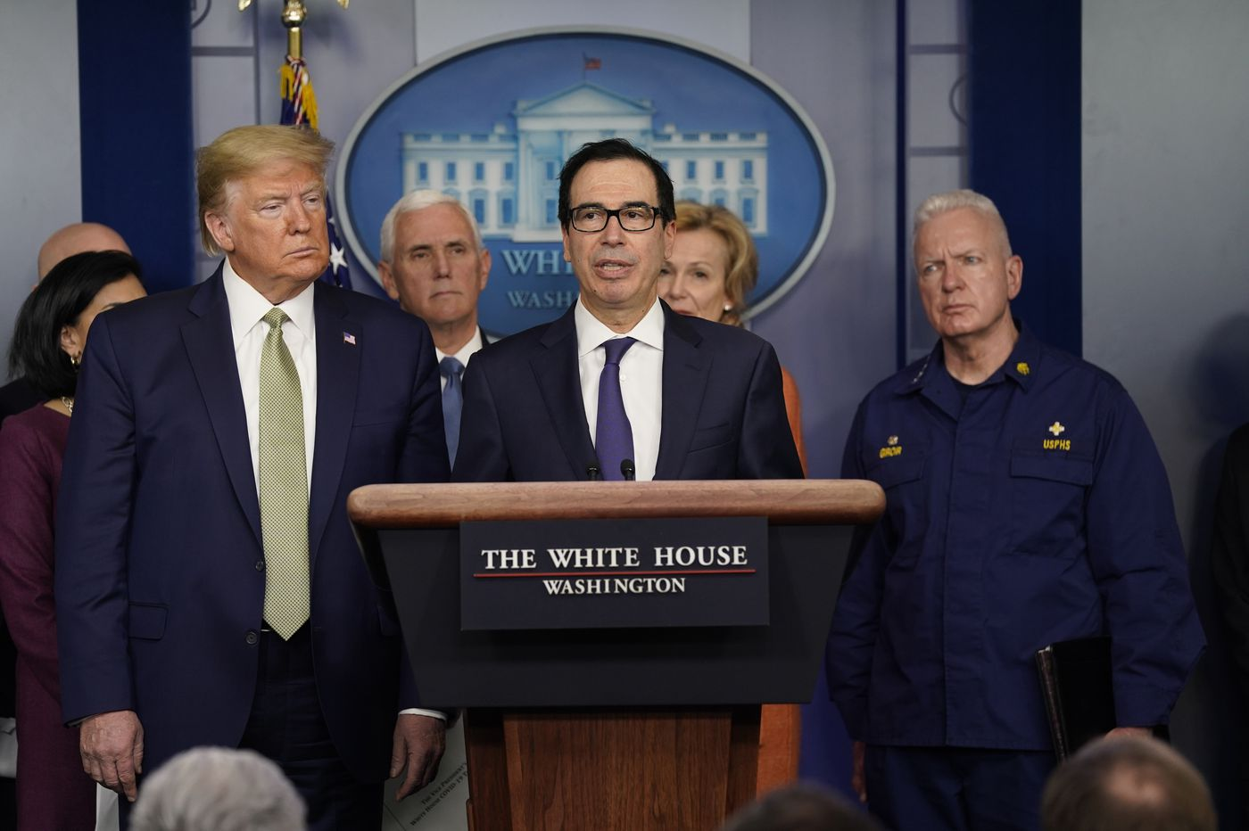 Treasury Department wants to send checks to Americans, starting April 6