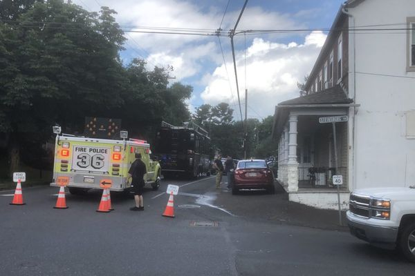 Explosions in Bucks County tied to chemical-company owner David Surman Jr.