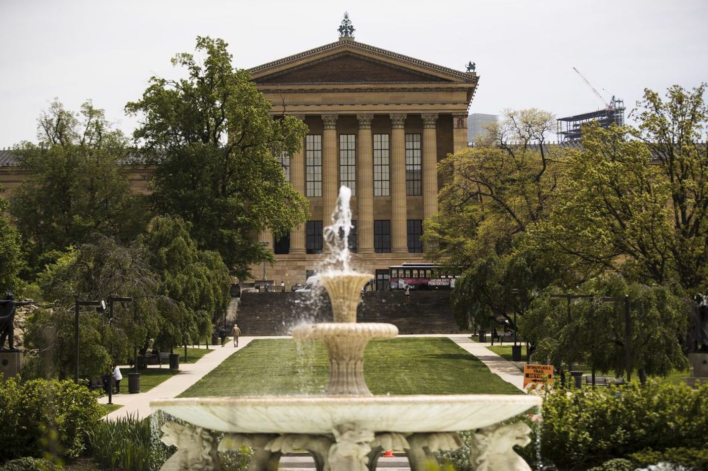 Philly moves to slash energy use, starting with $9M retrofit of Art Museum
