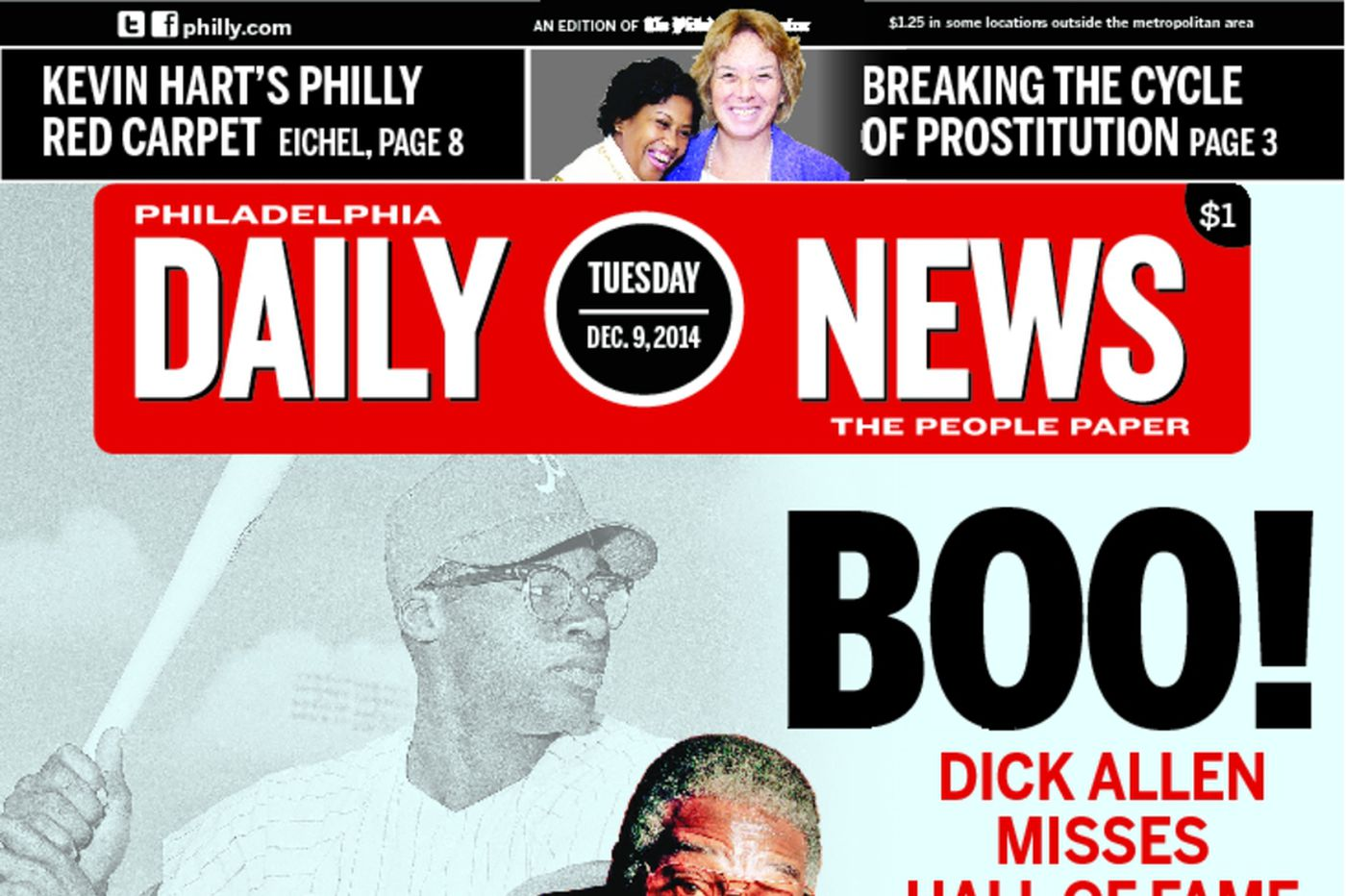 Dailynews Monthly Covers 12/09/14