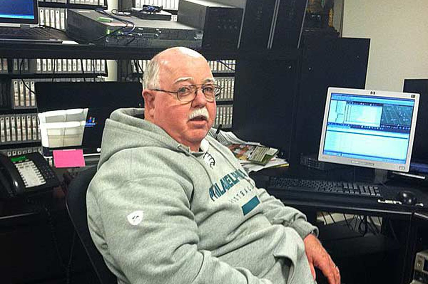 Eagles video director to retire after 37 years