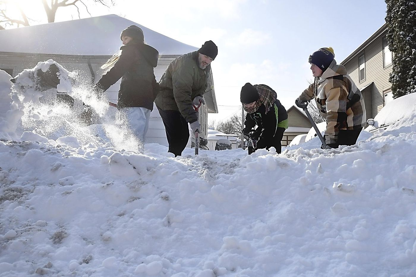 Polar Vortex Brings Record-Breaking Deep Freeze to Midwest