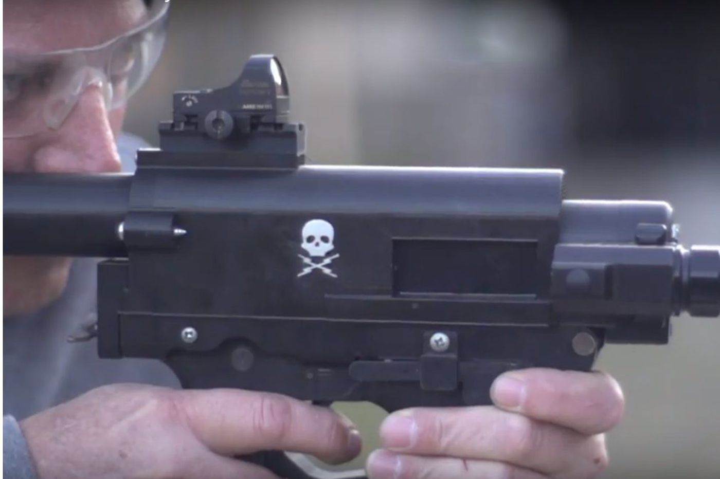 3D-printed guns not a big threat, say those who've tried it