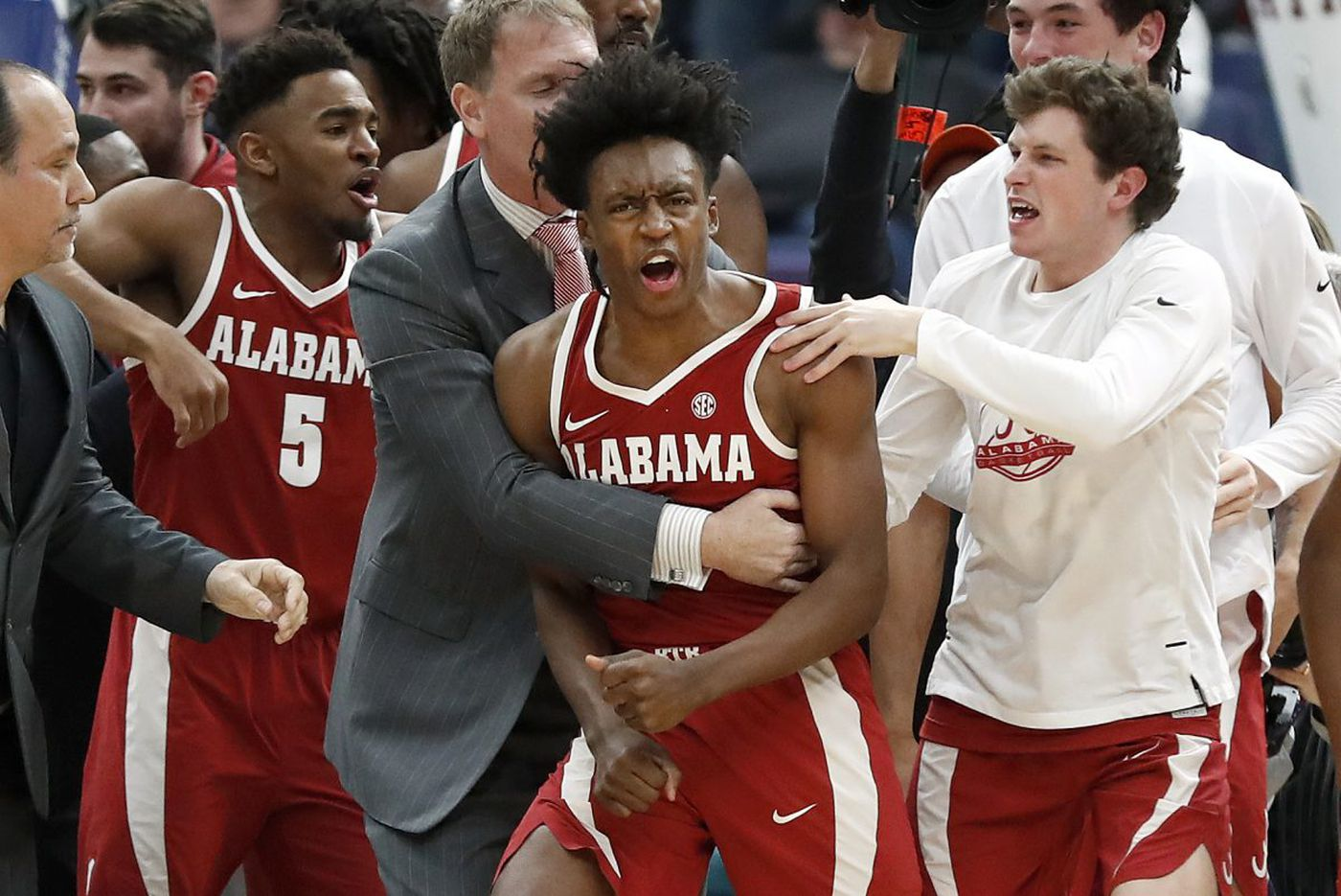 Avery Johnson has Alabama's Tide rolling in right direction in March Madness| Bob Ford