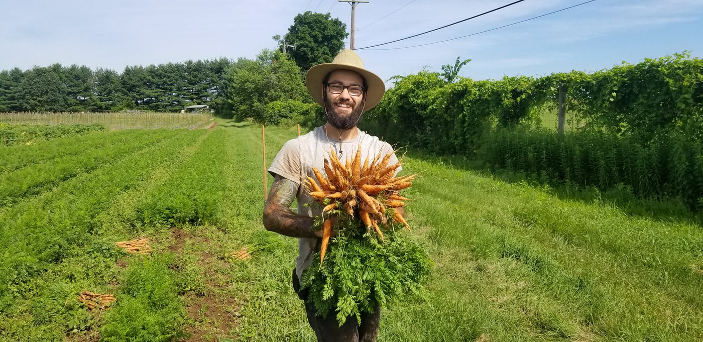 Like Your Organic Food Pennsylvania S Young Farmers Are Growing It