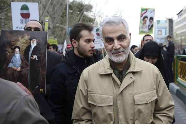 Who was Iranian military leader Qassem Soleimani?